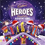 Cadbury Heroes Christmas Advent-ure Xmas Advent Calendar 2017