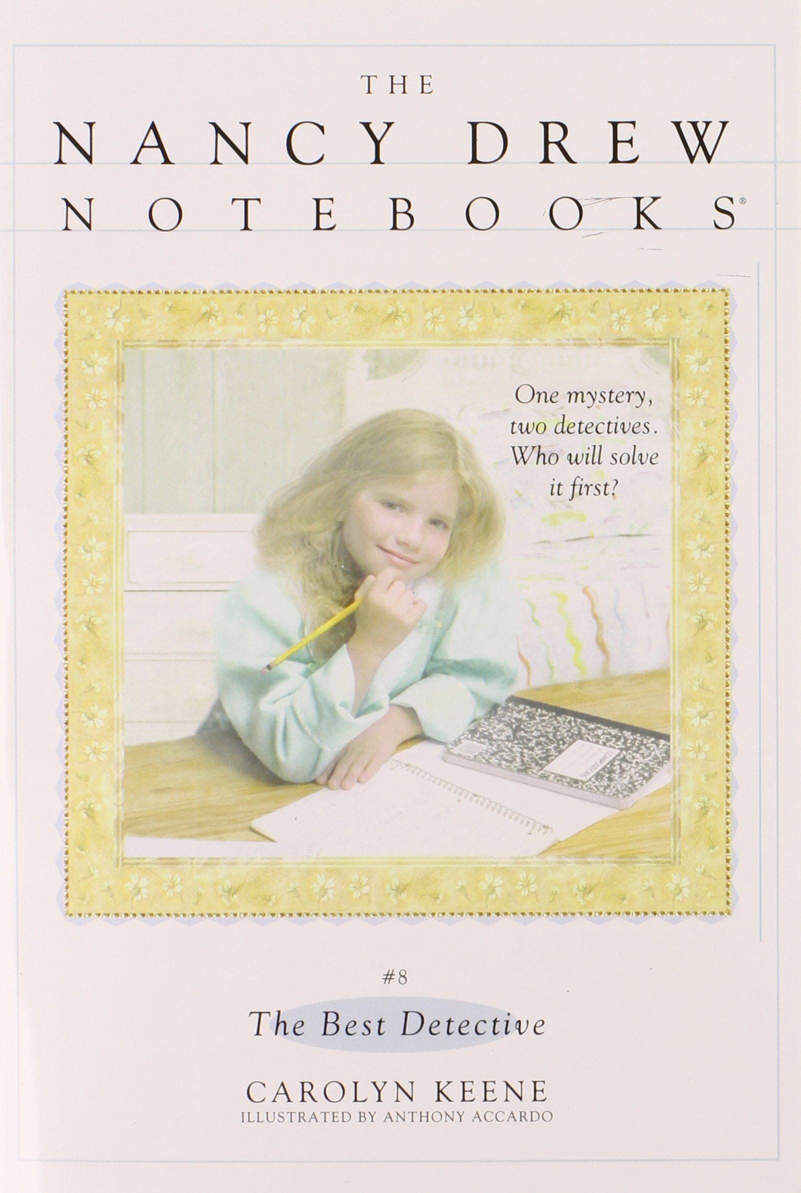 Read Online The Best Detective (Nancy Drew Notebooks #8) pdf epub