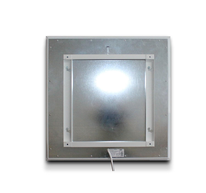 Infrarotheizung Spiegel Glaswärmt