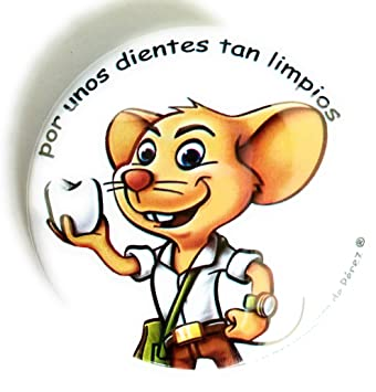 Chapa y Taza del ratón Pérez: Amazon.es: Juguetes y juegos
