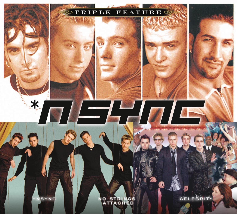 NSYNC - Triple Feature: NSYNC - Amazon.com Music