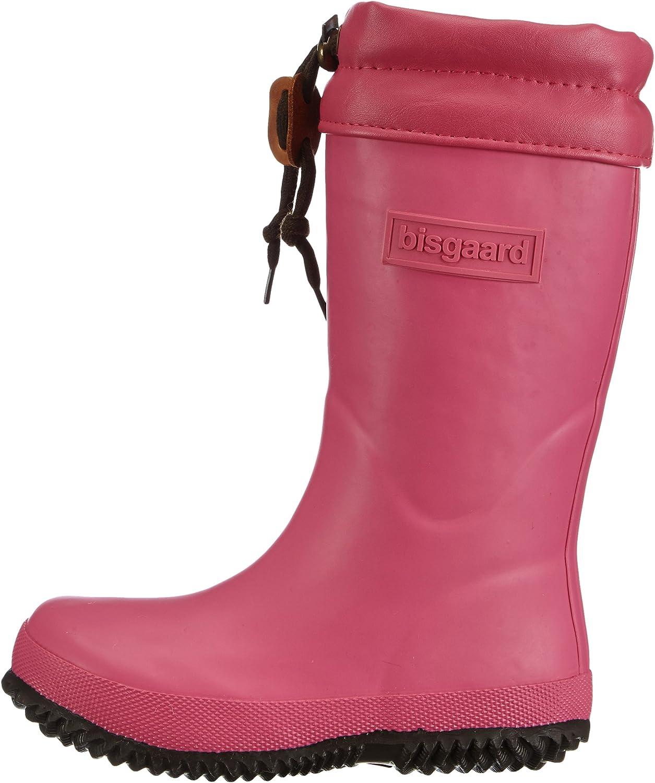 Bisgaard Rainboot Wool Lining, Bottes Mixte Enfant
