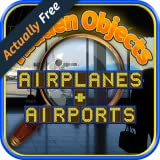 Hidden Object Airport and Airplane - Objects Time Puzzle Photo Seek & Find World Travel New York, Paris, London Vacation Game FREE