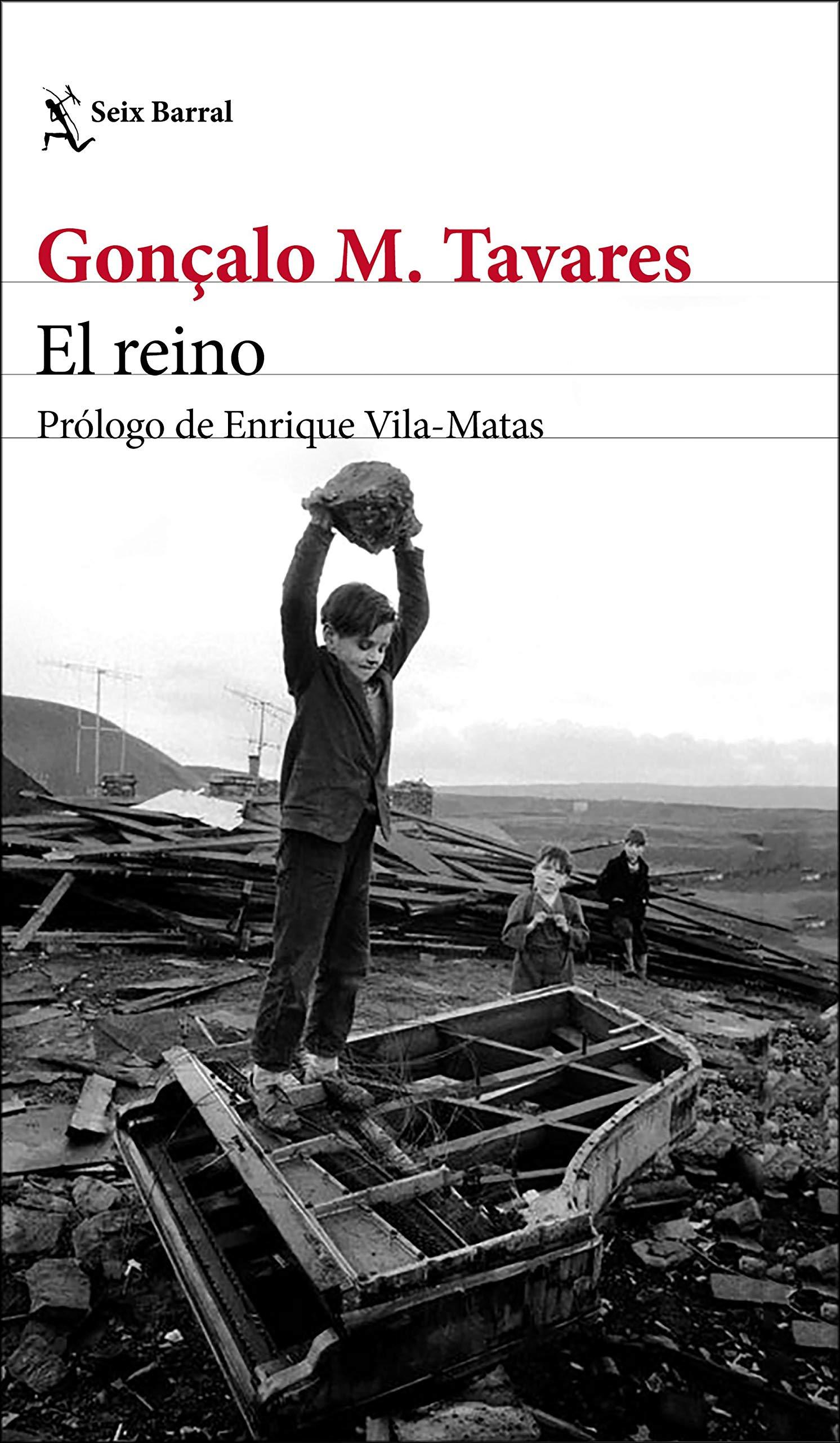 El reino: Prólogo de Enrique Vila-Matas Biblioteca Formentor: Amazon.es: Gonçalo M. Tavares, Rita Da Costa: Libros