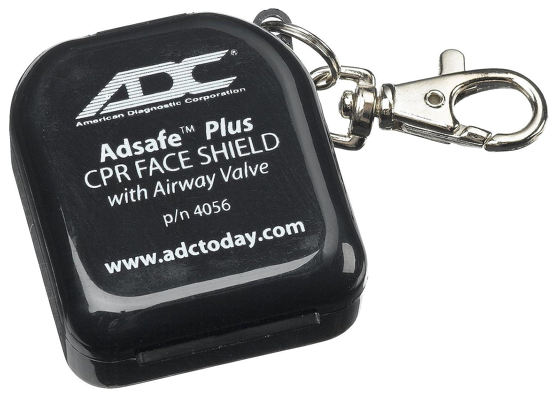 Amazon.com: ADC ADSAFE Faceshield Plus - Llavero, color ...