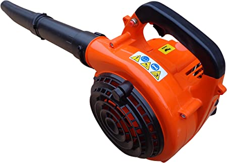 Garden Machinery Leaf Blower - Compact and Lightweight
