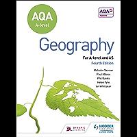 AQA A-level Geography Fourth Edition (English Edition)