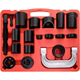 Orion Motor Tech Master Ball Joint Press Kit & U-Joint Puller Service Tool Set 21PCS - Upper and Lower Ball Joint…