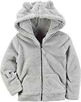 Carter's Hooded Sherpa Sweater