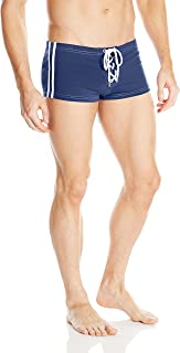 product image for Sauvage Men's Football Sidestripe Lace Up Short