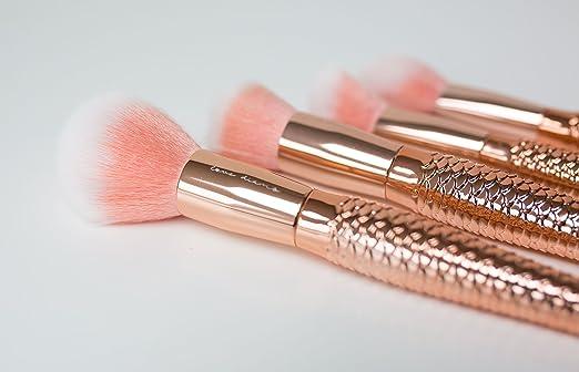 Makeup Pinsel Set I 7 Beauty Pinsel Für Contour Highlighter Augen