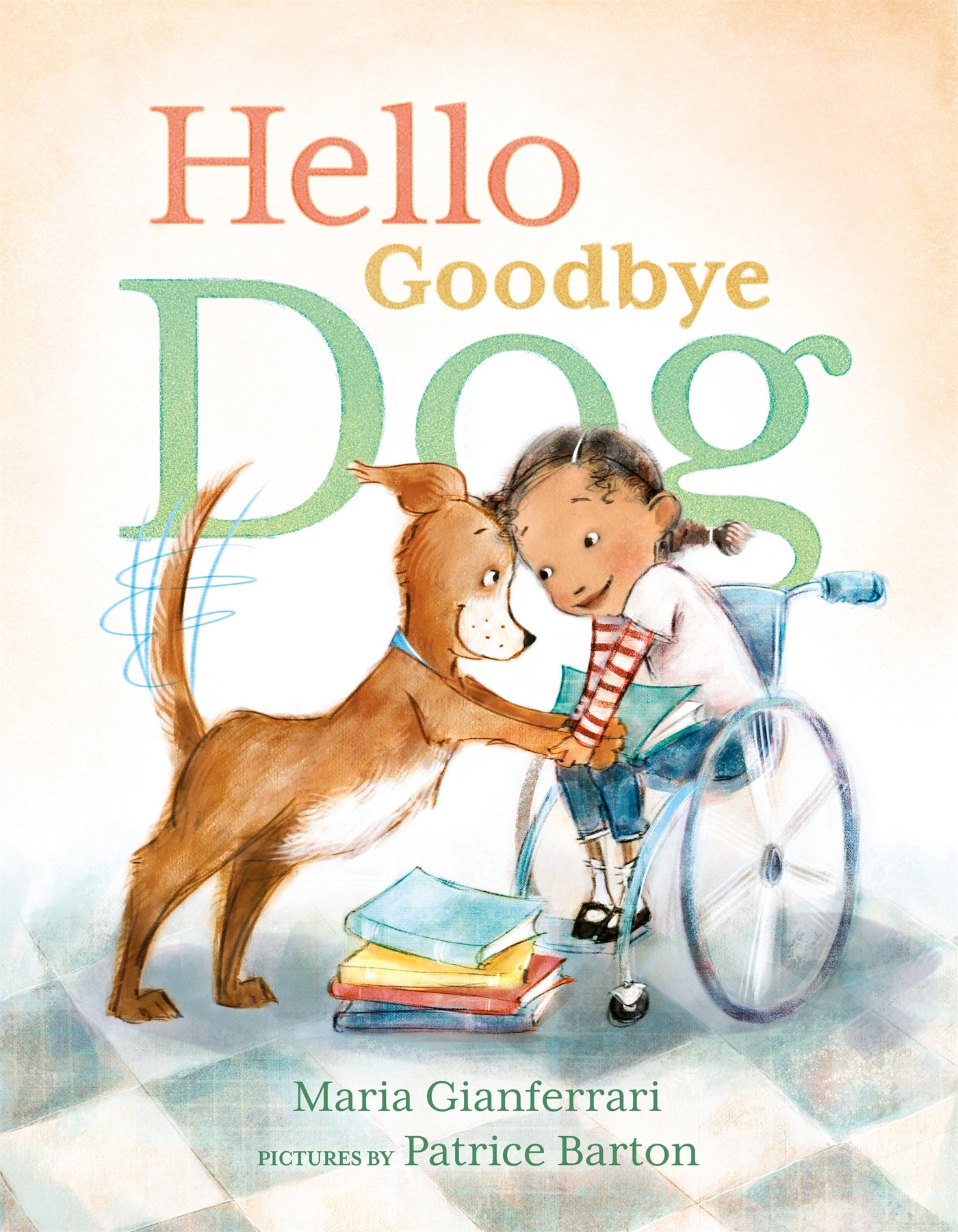 Image result for hello goodbye dog