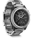 Garmin Fenix 3 Sapphire Smartwatch GPS, Titanio
