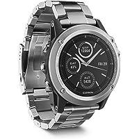 Garmin 010-01338-42 Fenix 3,Titanium/Sapphire GPS Watch,NA