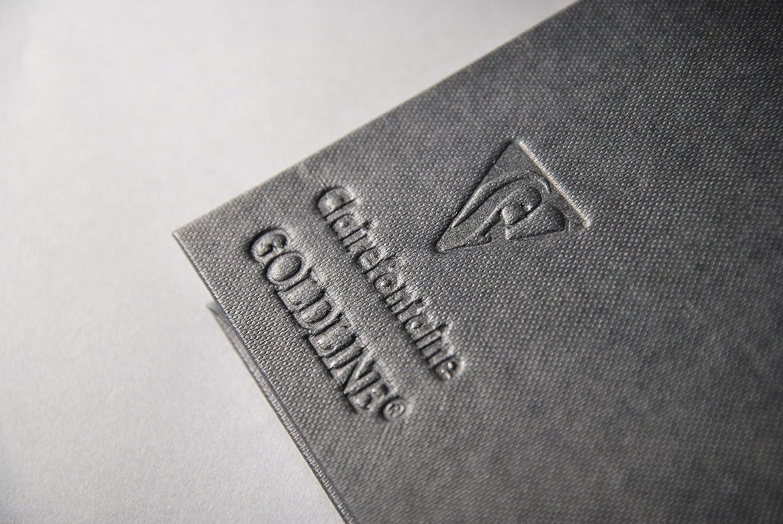 Clairefontaine 34253C Goldline Paquet de 64 Feuilles 29,7x42,1 cm Blanc