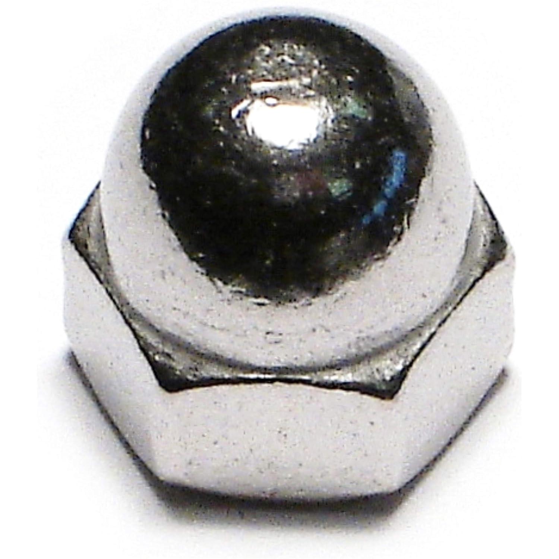 Piece-10 Midwest Fastener Corp Hard-to-Find Fastener 014973177935 Acorn Nuts 1//4-28