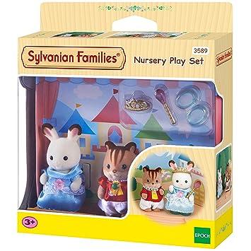 3d700d5da13 Amazon.es: SYLVANIAN FAMILIES - Set Juegos guardería (Epoch 3589): Juguetes  y juegos