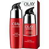Olay Regenerist 3 Point Firming Anti-Ageing Ultra-Lightweight Serum and Reduces The Look of Wrinkles, 50 ml