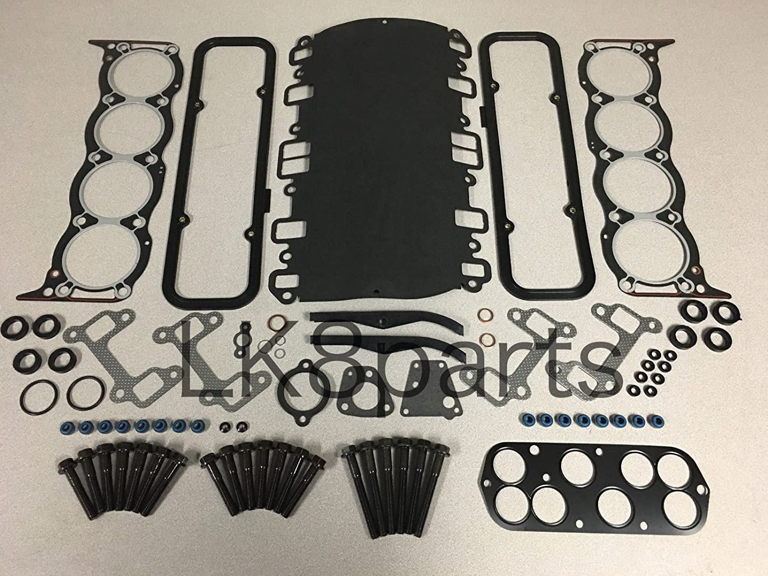Land Rover Discovery 2 1999-2004 v8 Head Gasket Set With Head Bolts STC4082