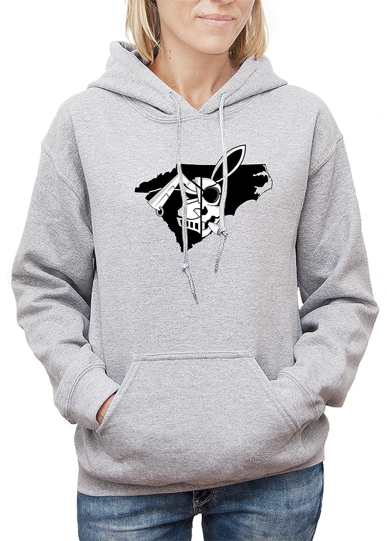 Capucha para mujer con la impresión del The Stormtrooper Inspired Bad Bunny Parody Illustration . XX-Large, Gris: Amazon.es: Ropa y accesorios