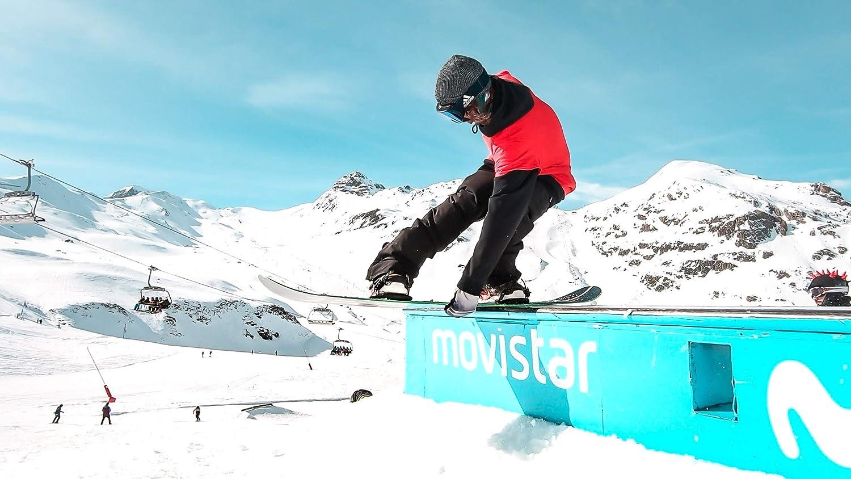 157 y 160cm Wide Eco-Board Hecha de Bambu Freestyle y Freeride polivalente Arce y Haya Bextreme Tabla Snowboard Flames 2020 All Mountain Medidas 152 Tabla Now para Hombre y Mujer