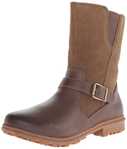 Women's Bobby Mid Waterproof Leather Boot