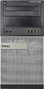 Dell Optiplex 9020 Business Tower Computer Desktop PC (Intel Core i5-4570, 16GB Ram, 2TB HDD + 256GB SSD, WiFi, VGA, Display Port) Win 10 Pro with CD (Renewed)