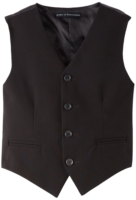 Amazon.com: Calvin Klein Dress Up Boys' Bi-Stretch Vest: Business ...