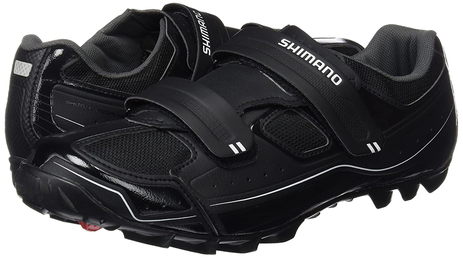 Shimano SPD M065 Mountain Bike MTB Cycling Bicycle Shoes 47: Amazon.es: Deportes y aire libre