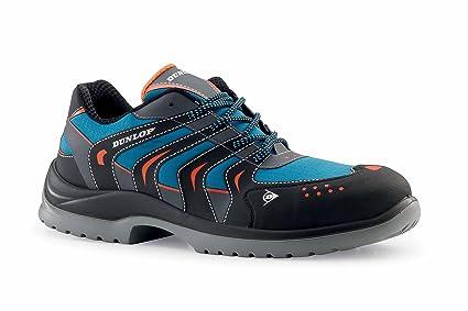 Dunlop Calzado de Protección de Material Sintético Para Hombre Negro Negro WV9WM9c