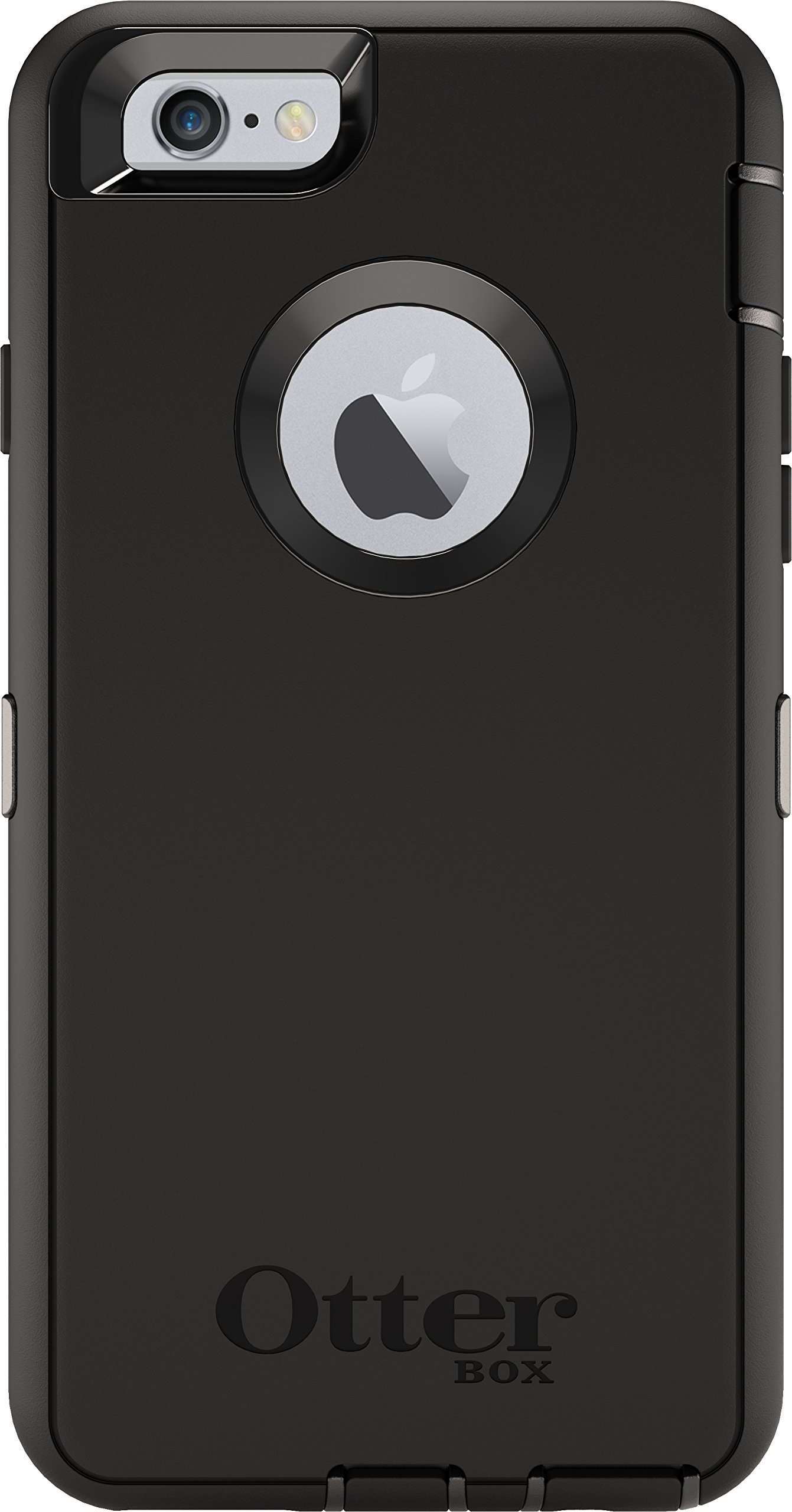 OtterBox DEFENDER iPhone 6/6s Case - Retail Packaging - BLACK by OtterBox