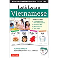 Let's Learn Vietnamese Kit: A Complete Language Learning Kit for Kids