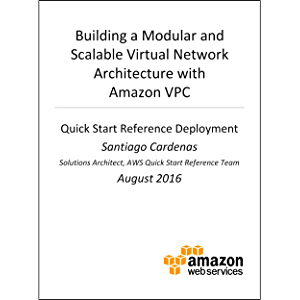 Amazon VPC Architecture (AWS Quick Start)