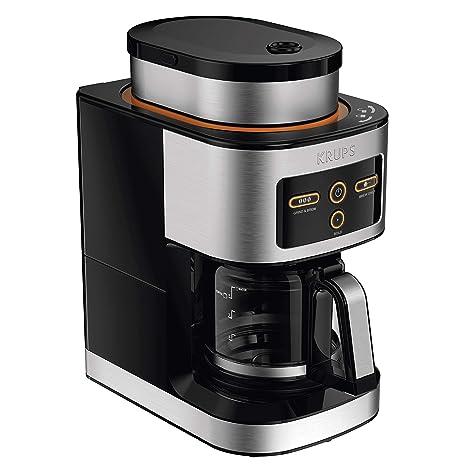 Amazon.com: KRUPS KM550D50 Cafetera de goteo personal para ...