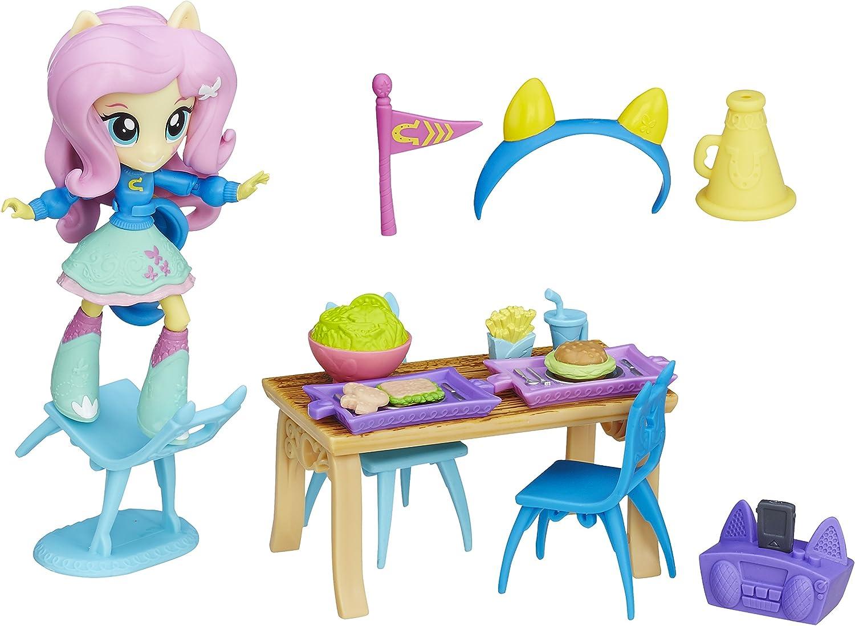 Mon Petit Poney Twilight Sparkle Equestria Girls slumber party Toy Set