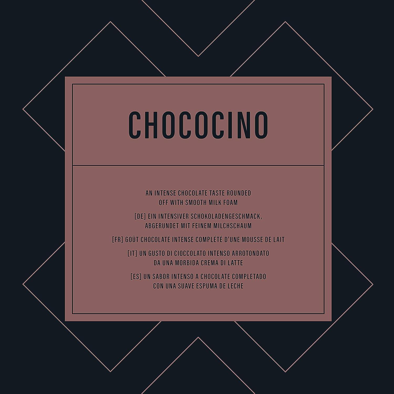 Marca Amazon- Happy Belly - Cápsulas de cacao Chococino compatibles con NESCAFÉ* DOLCE GUSTO*, UTZ, 3x 16 cápsulas (24 porciones): Amazon.es: Alimentación y ...