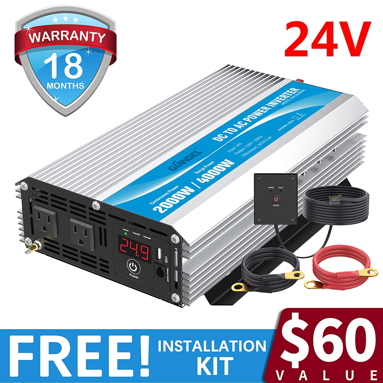 Xantrex 813-1500-UL Xpower 1500 Power Inverter