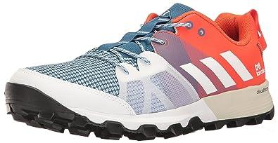 new concept 1bb55 00c68 Adidas Outdoor Men s Kanadia 8 TR Trail Running Shoe, Core Blue White Energy