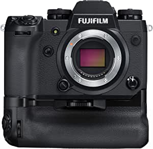 Fujifilm X-H1 - Cámara Digital sin Espejo (Kit con empuñadura ...