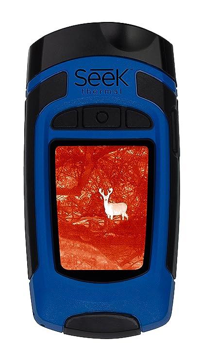 Seek Thermal Camera >> Seek Thermal Reveal Enhanced Handheld Thermal Imaging Amazon Co Uk