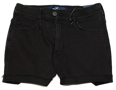 09a44d045d Hollister Women's High Rise Denim Short Shorts HOW-33 at Amazon ...