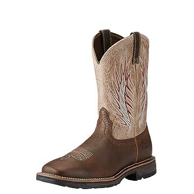 f055f35bef1 Ariat Men's Workhog Mesteno II Work Boot