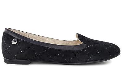 d5a7eea30d7 UGG Women s Bentlie Diamond Quilt Black Flat 6 B (M)