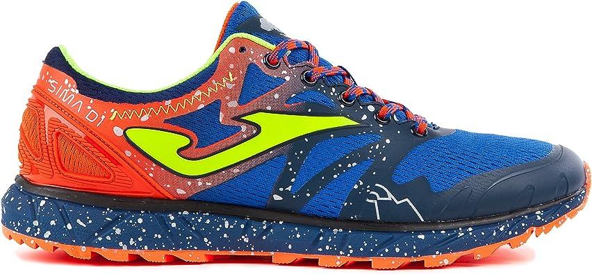 Joma Sima, Zapatillas de Trail Running para Hombre, Azul (Marino ...