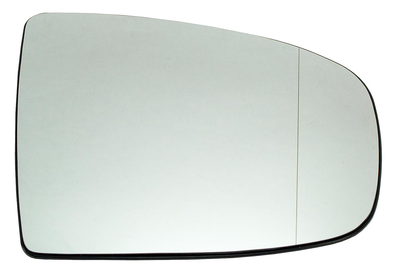 TarosTrade 57-0933-R-45818 Vetro Specchietto Retrovisore Riscaldabile Lato Destro