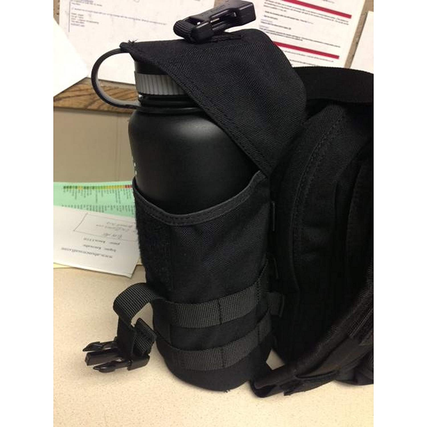 Black 5.11 Tactical Series H2O Carrier