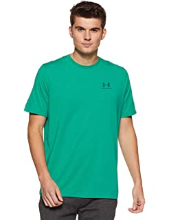 ac12bf8a Under Armour CC Left Chest Lockup Men's Short-Sleeve T-Shirt