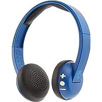 Skullcandy Uproar Diadema Biauricular Inalámbrico Azul Auricular para móvil - Auriculares (Inalámbrico, Diadema, Biauricular, Supraaural, Azul)