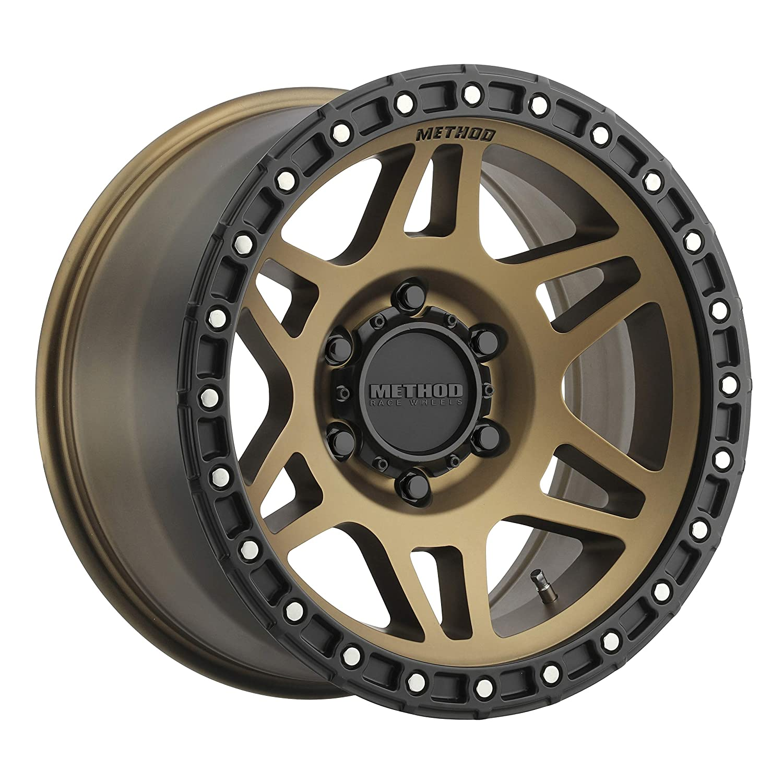 Trailmaster TM210-7973SB Alloy Wheel; Size 17X9; Bolt Pattern Satin Black; 5X5; Max Load 2200 lbs.; Back Space 4.75 in.; Offset Negative 6mm; Finish