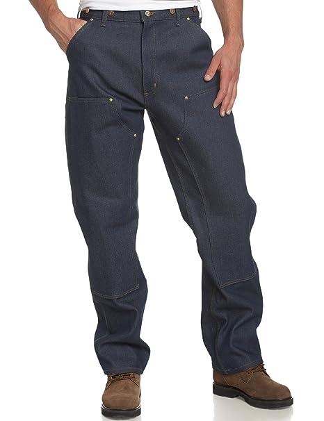 Amazon.com: Carhartt Pantalón tiro alto estilo ...